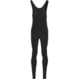 Protective P-Trail Spodnie na szelkach z wkładką rowerową Mężczyźni, black